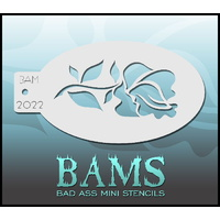 BAM Bad Ass Mini Stencil - 2022