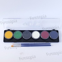 Diamond FX DFX 6 Colour Essential Palette - 6 x 10g