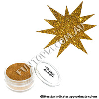 Global Colours Holographic Gold Cosmetic Glitter