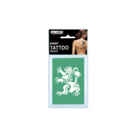 Global Vinyl Tattoo Stencil - TS41