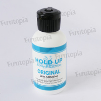 Hold Up Body Glue Skin Adhesive 59ml - Original Pour Bottle