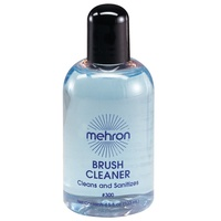 Mehron 133ml Brush Cleaner