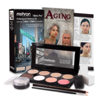 Mehron Mini-Pro Student Makeup Kit - Medium Olive