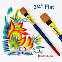 Prima Barton Creative Series Flat Brush - 3/4""