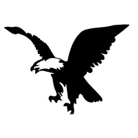 TAG Eagle Stencil No. 18 - 5 pack